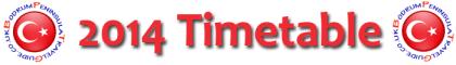 2014 Timetable Banner Heading