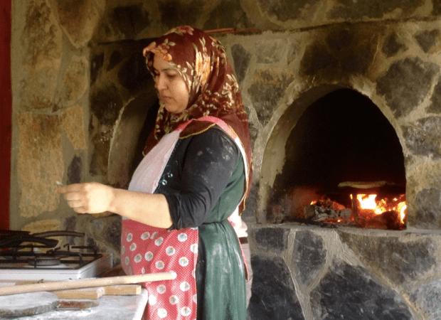 Havva Ana Turkish Breakfast Gokcebel Yalikavak Bodrum Turkey