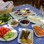 Dirmil Köy Kahvaltısı Gokcebel Yalikavak Turkey