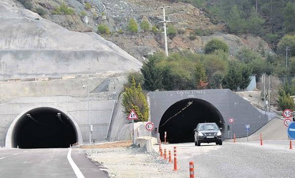 Tüneli'ne soru önergesi