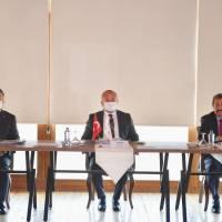 GEKA 143. Yönetim Kurulu Toplantısı
