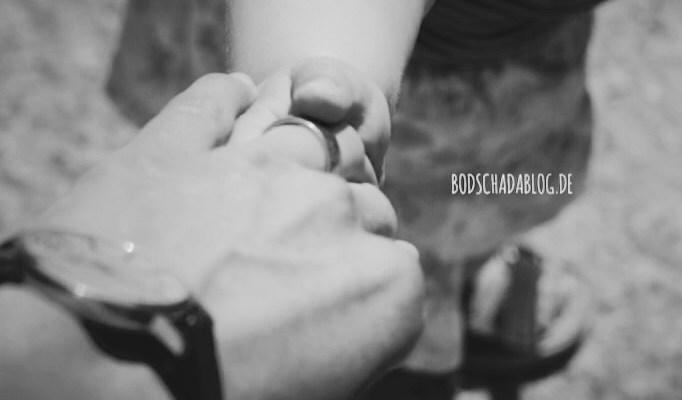 Liebe und Angst gehen Hand in Hand