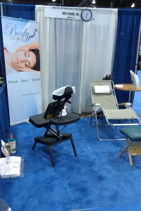 We provide Chair Massage AND Reflexology at your health ...