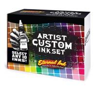 Eternal Ink - Artist Custom Ink Set - 10 Farben ...