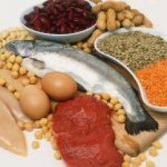 Alimenti con proteine