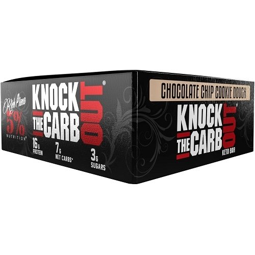 Knock the Carb Out Bar 10repen