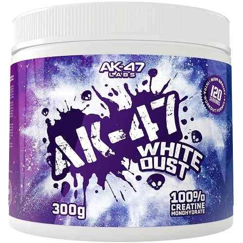 AK-47 White Dust Creatine 300gr