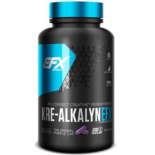 Kre-Alkalyn EFX 120caps