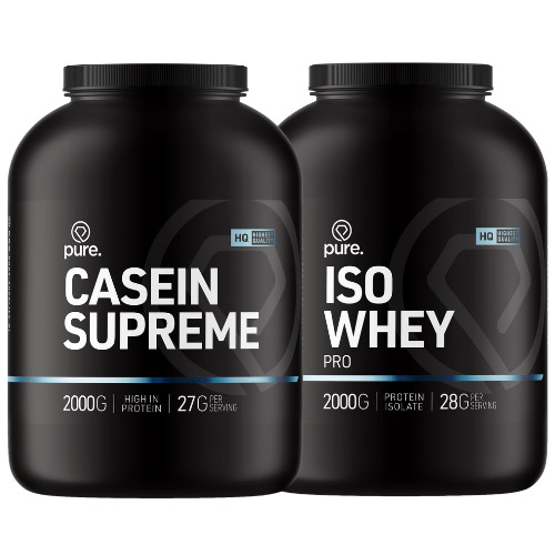 #Protein Duo Pack Big Size