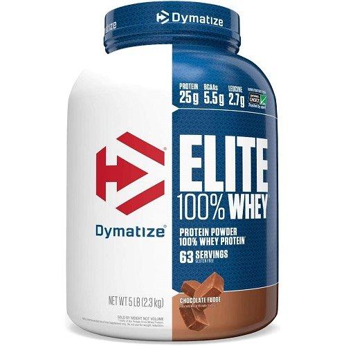 Elite Whey Protein 2100gr Choco Fudge