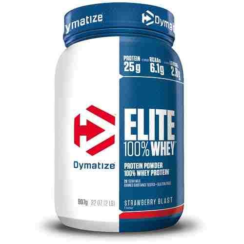 Elite Whey Protein 907gr