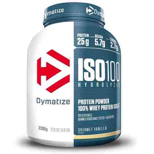 ISO-100 2200gr Vanille