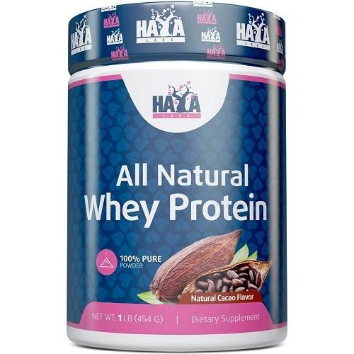 Whey Protein All Natural 454gr Chocolade