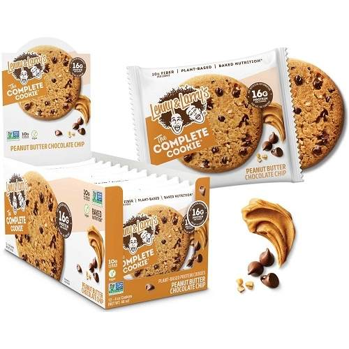The Complete Cookie 12cookies Peanut Butter Choco Chip