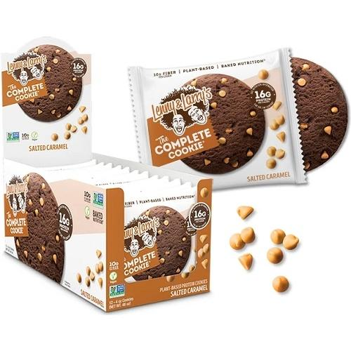 The Complete Cookie 12cookies Salted Caramel
