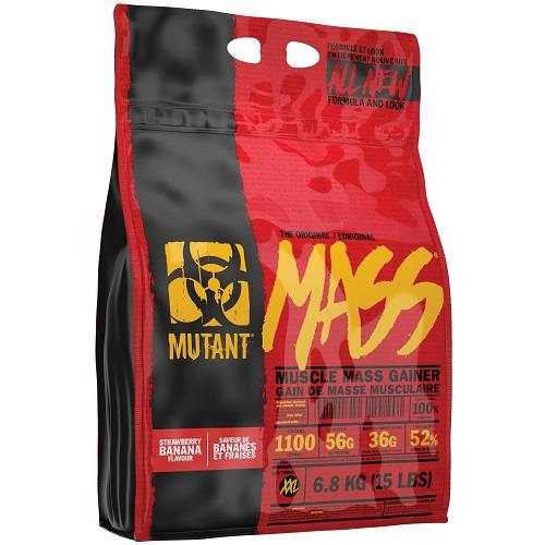 Mutant Mass 6800gr Aardbei/Banaan