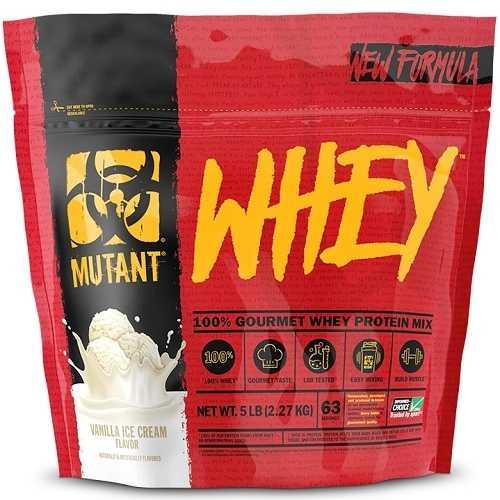 Mutant Whey 2270gr Vanille
