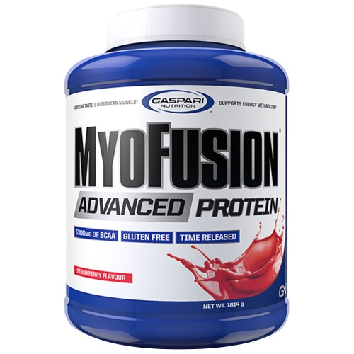 Myofusion Advanced Protein 1814gr Banaan