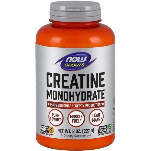 Creatine Monohydrate Pure Powder 227gr