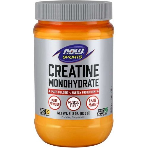 Creatine Monohydrate Pure Powder 600gr