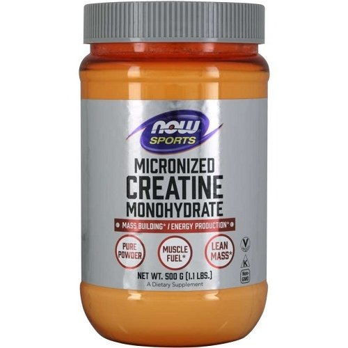 Creatine Monohydrate Pure Powder 500gr