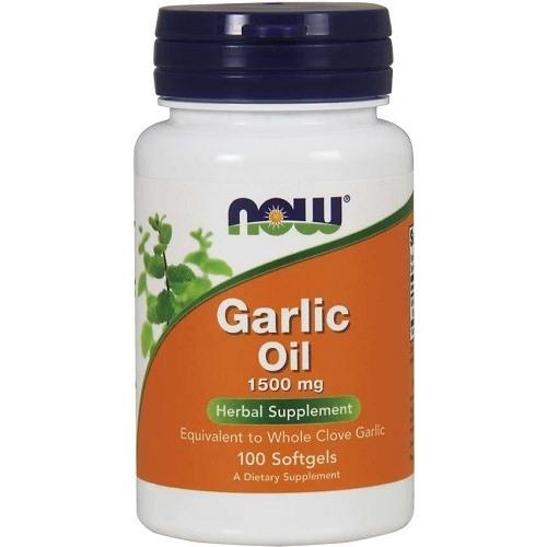 Garlic Oil 1500mg 100softgels