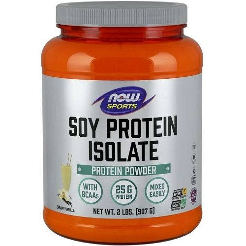 Soy Protein Isolate Powder 907gr Vanille