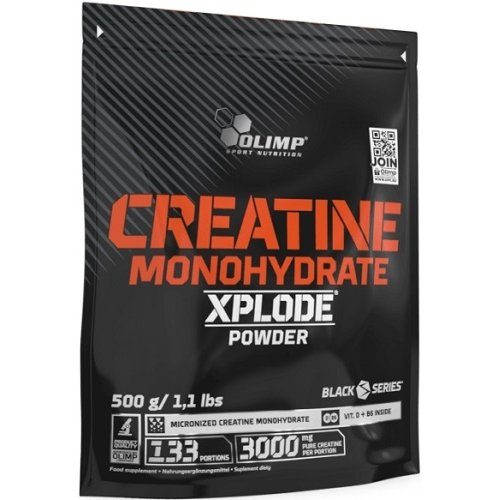 Creatine Mono Xplode Powder 500gr