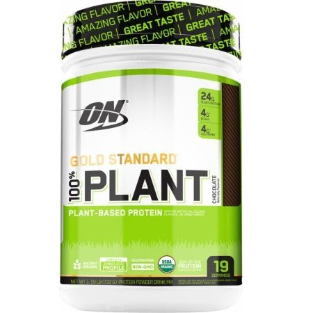 100% Gold Standard Plant Protein 684gr