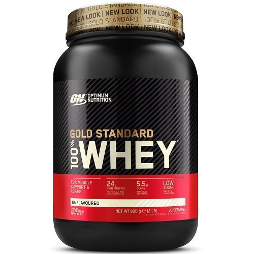 100% Whey Gold Standard 908gr Naturel