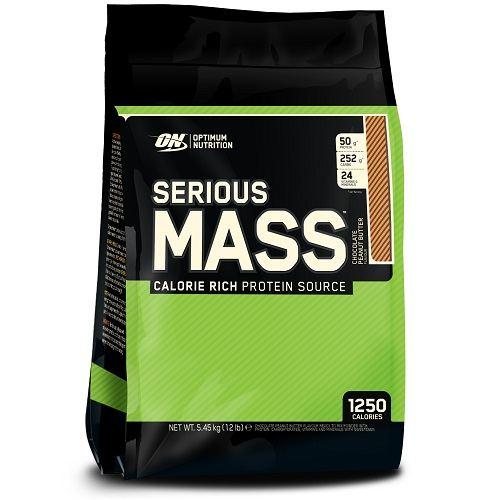 Serious Mass 5450gr Choco Peanut Butter