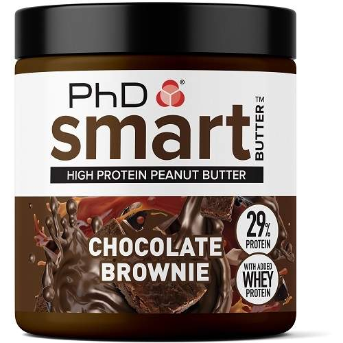Smart Butter 250gr Chocolate Brownie