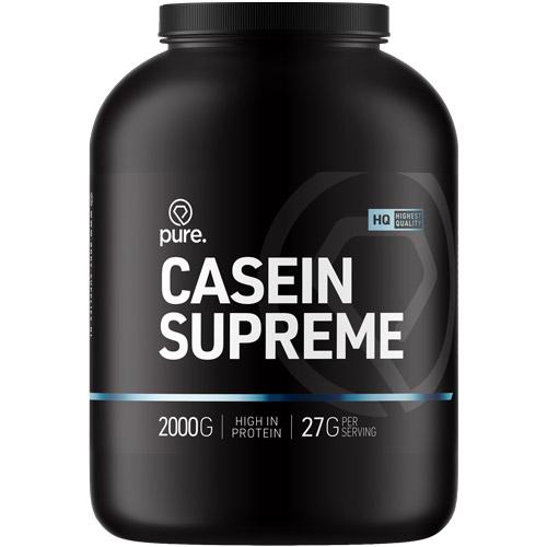 -Casein Supreme 2000gr Vanille