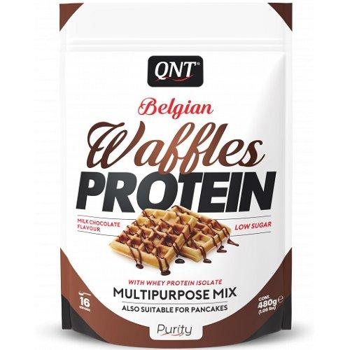 Belgian Waffles Protein 480gr
