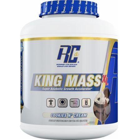 King Mass XL 2720gr Vanille
