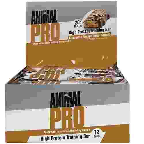 Animal Pro Training Bar 12repen