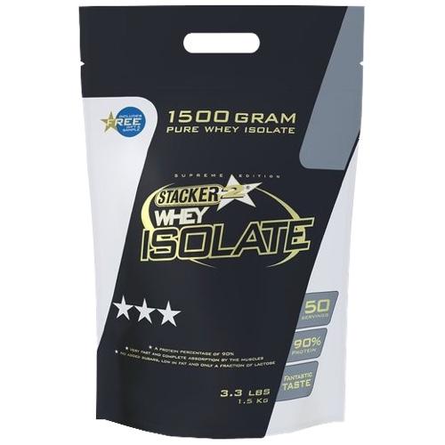 Whey Isolate Stacker 750gr Vanille