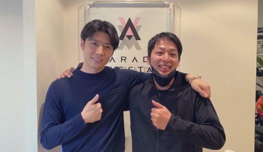 KARADA BESTA堀江店にて活動開始
