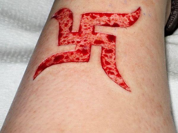 Scarification Tattoo Designs