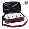 8-pad AC/DC fully portable EMS - Electrical Muscle Stimulator