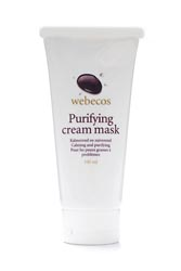 Purifying cream mask