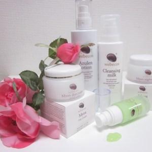 Verzorgingspakket voor de rijpere huid