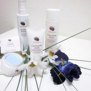 Verzorgingspakket voor de vette huid met comedonen