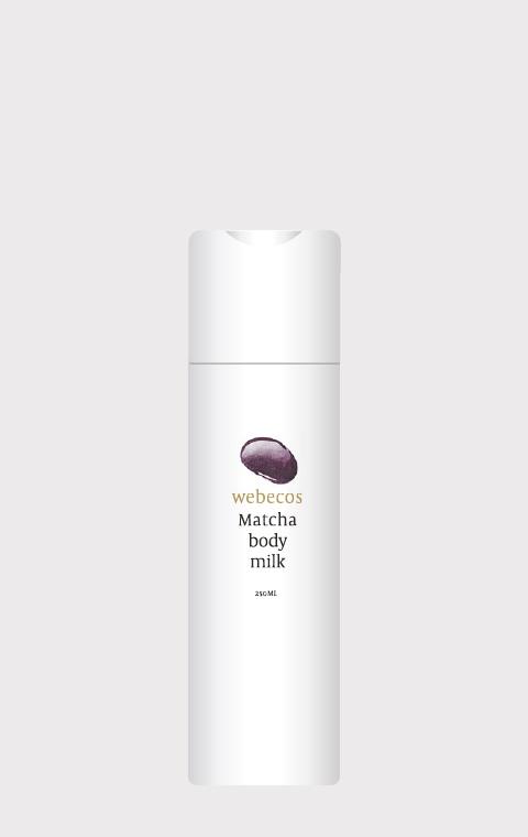 Matcha Bodymilk