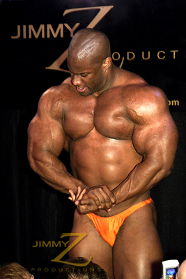 Bodybuilder Beautiful Stephen Frazier