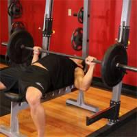 Barbell Bench Press - Medium Grip