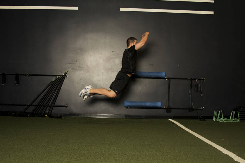Power Athlete 2nd Ed  Plyometric Drills For A Football Program