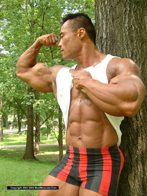 An Interview With Ifbb Pro Wong Hong