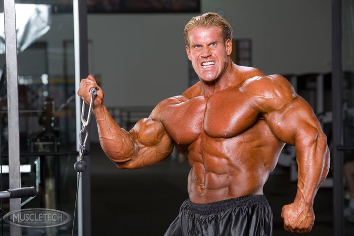 Jay Cutler Exclusive MindBlowing 2008 Mr Olympia