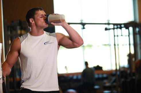 Minuman Susu Whey Protein